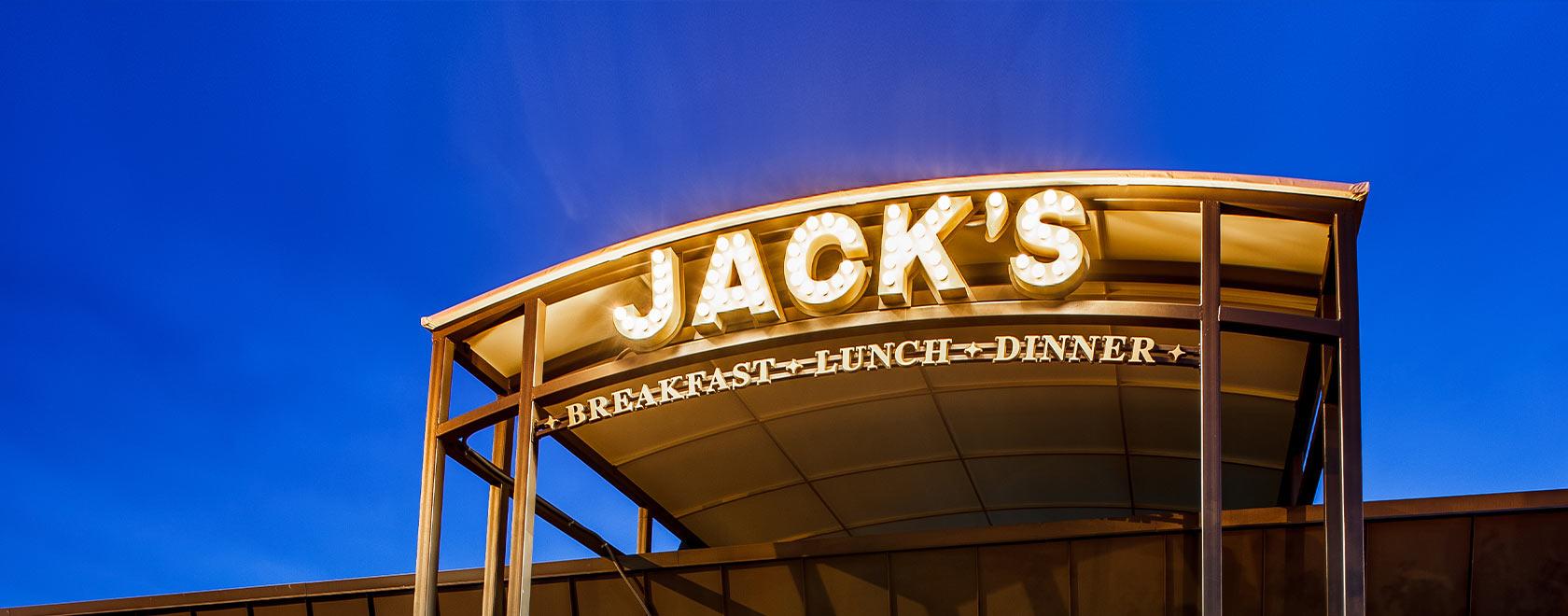 Jack's San Mateo exterior