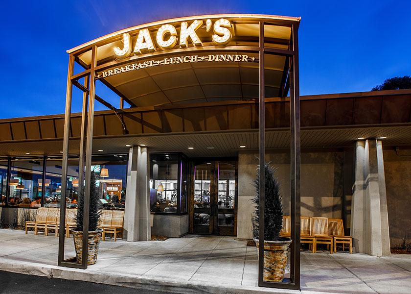 Jack's San Bruno Exterior