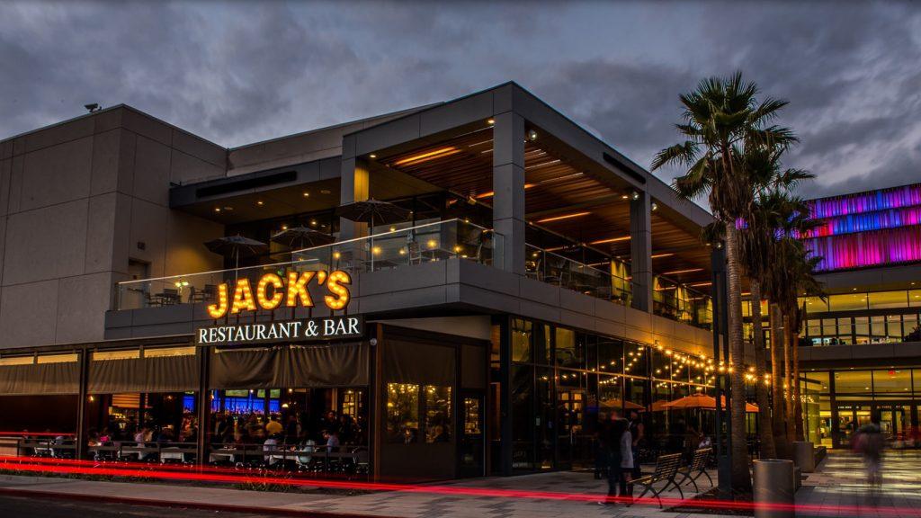 Jack's Newark exterior