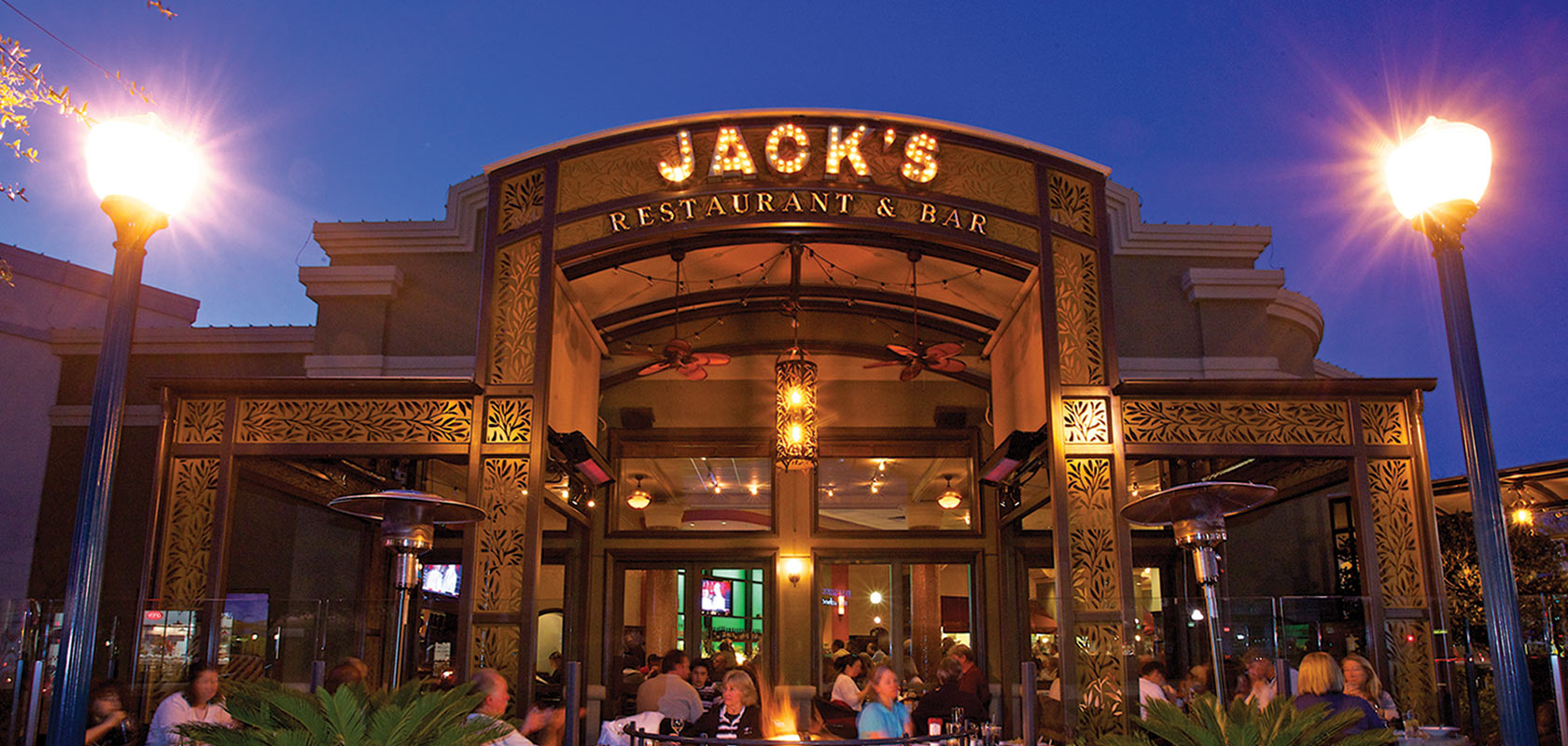 Welcome | Jack's Restaurant & Bar | California